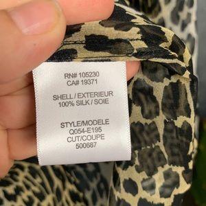 Equipment Tops - Equipment Femme Signature Silk Shirt CURRENT E242
